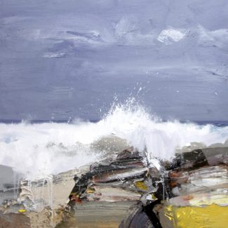 Work by Chris Bushe RSW