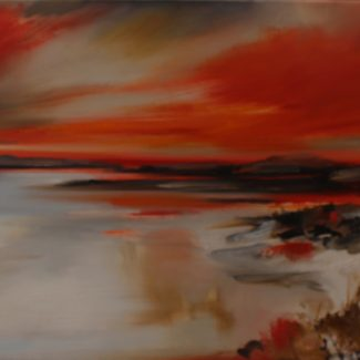 Work by Rosanne Barr