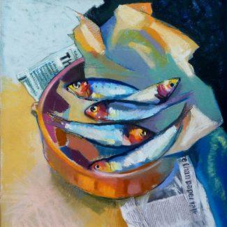 Work by Carol Moore