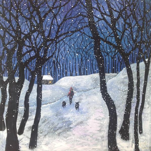 A Walk in the snowedited