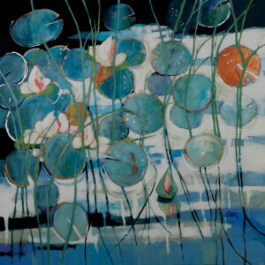 SUMMER POND, Jane Blair, Greengallery