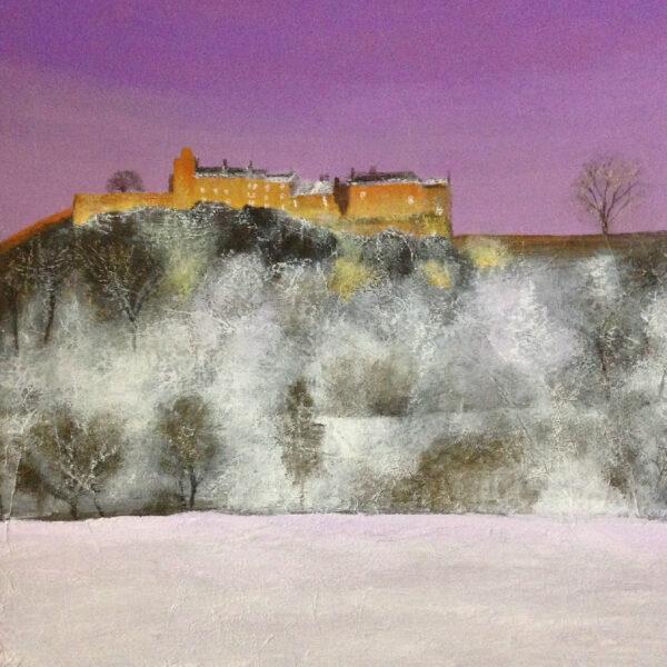 Stirling Castle l< Sandra Moffat, Greengallery