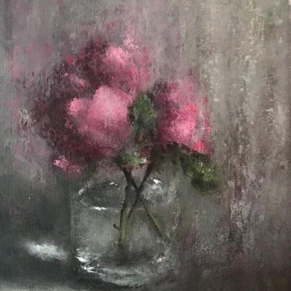 Pink Peonies, Gail Pope, Greengallery