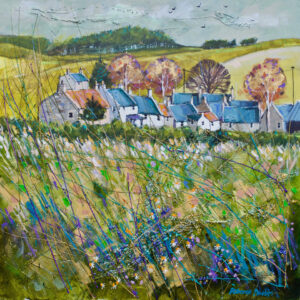 Autumn at Brunton, Deborah Phillips, Greengallery