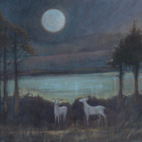 Strange is the Night, Susie Christie, Greengallery
