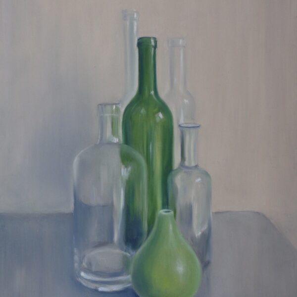 Glass & Green, Fiona Clasen, Greengallery