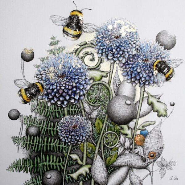Profusion of Summer, Karen Rae, Greengallery