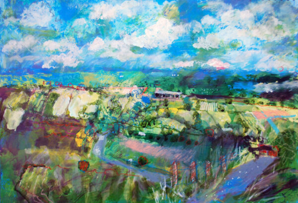A Change in the Weather, John McClenaghen, Greengallery