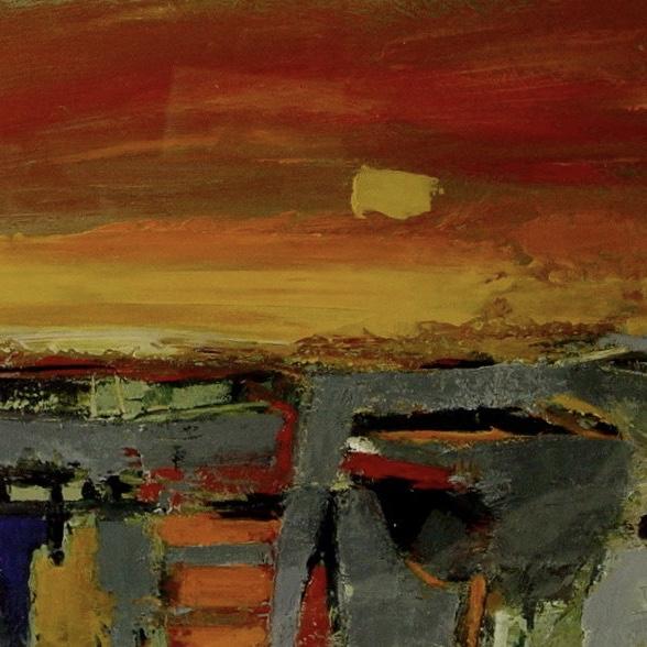 Coast, Jackie Gardiner, Greengallery