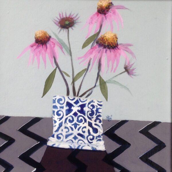 Echinacea, Mairi Stewart, Greengallery