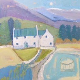 Glenisla Farmhouse by Alison Dickson