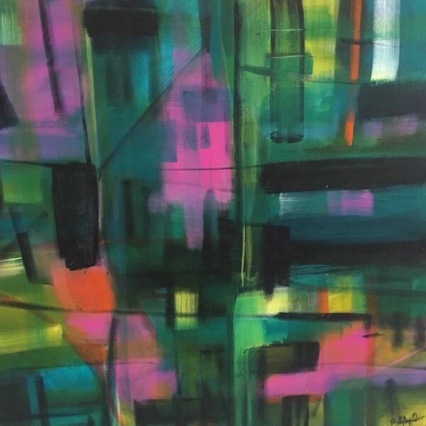 Glass Houses, Nicola d'Aguilar, Greengallery