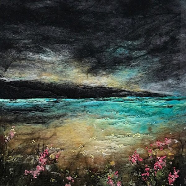 Camusdarach Sunset, Moy Mackay, Greengallery
