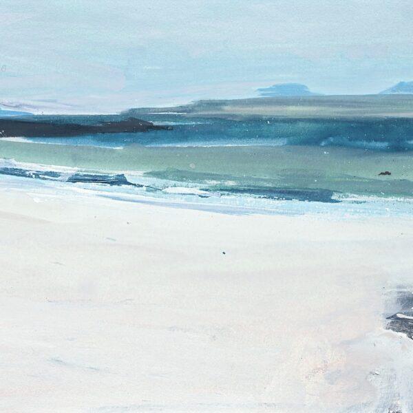 Low Tide, Camusdarach, Pete Morrison, Greengallery