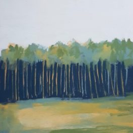 Tentsmuir Trees II by Fiona Clasen