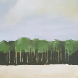 Tentsmuir Trees IV by Fiona Clasen