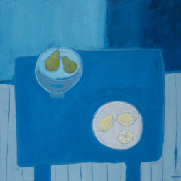 Pears and Lemons by Alison Dickson