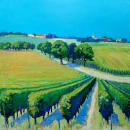 The Path to Yquem by Carol Moore