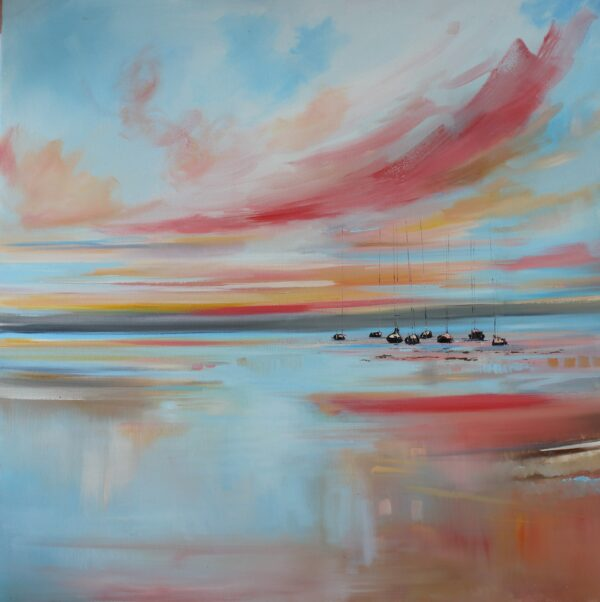 That Sky!, Rosanne Barr, Greengallery