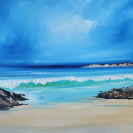 Where the Sea Meets the Shore by Rosanne Barr