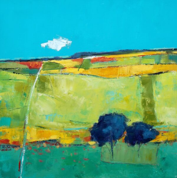A Cloud Floats On, Tom Sutton-Smith, Greengallery