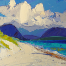 From Berneray Beach to Harris by Marion Thomson