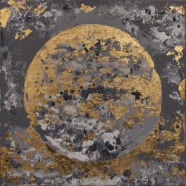 Grey Moon by Chelsea Davine