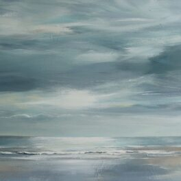Looking Out to Sea by Jackie Gardiner
