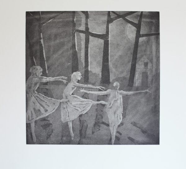Dreams of the Crucible 2, Alistair Bamforth, Greenagllery
