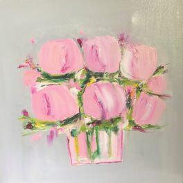 Little Pink Posy by Samantha McCubbin