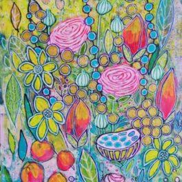 Garden of Eden series 11 by Pamela McMahon
