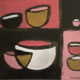 Bowl Abstract III by Claire MacLellan