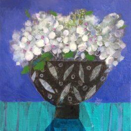 Hydrangea by Mairi Stewart