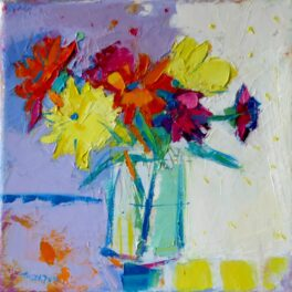 Summer Flowers by Marion Thomson