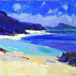 Bright Cove, Iona by Marion Thomson