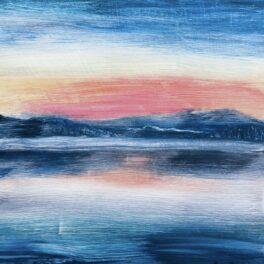 Loch Venachar by Orla Stevens