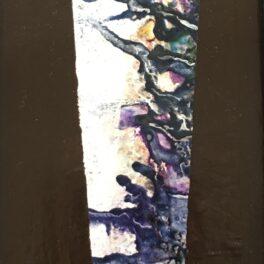 Drip Glazed Vessel by Lorna J Bates