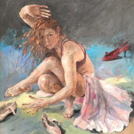 Pointes and Stiletto by Muriel Barclay
