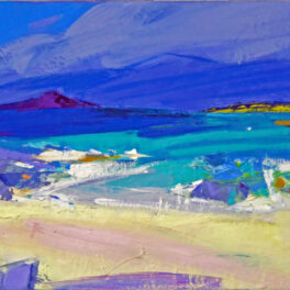 Running Tide, Ardnamurchan by Marion Thomson