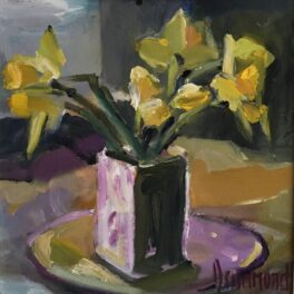 Jonquil by Marion Drummond