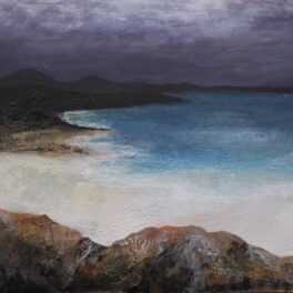 Tranquil Bay by Sandra Moffat