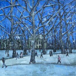 Green Park by Rosie Playfair