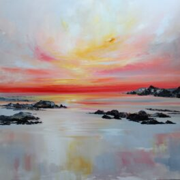 For the Sunset Lovers by Rosanne Barr