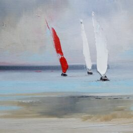 Simply Sailing by Rosanne Barr