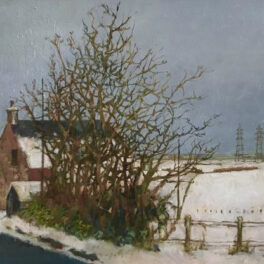 Winter on the Carse by Stuart Moir