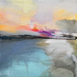Bright Wild Days I by Poppy Cyster