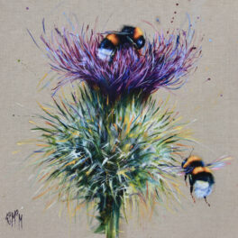 Let it Bee by Georgina McMaster