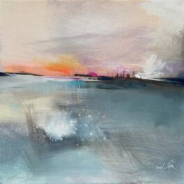 Pink Sky Days I by Poppy Cyster