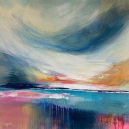 Wild Skies by Poppy Cyster