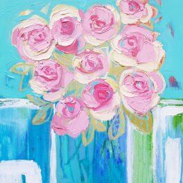 Bella Rose Posy by Alison Dickson